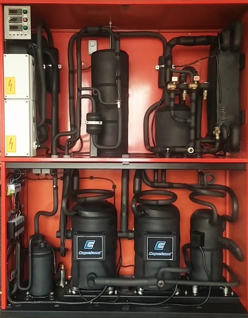 Хидро-термален агрегат GT80VRV-3-N